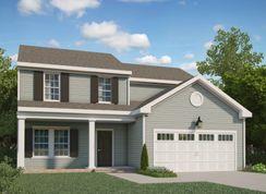 The Salerno - Village Pointe: Suffolk, Virginia - Napolitano Homes