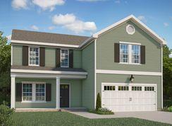 The Venosa - Village Pointe: Suffolk, Virginia - Napolitano Homes