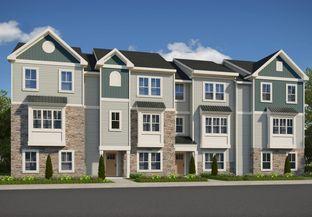 The Cortona - Array at Bennett's Creek Quarter: Suffolk, Virginia - Napolitano Homes
