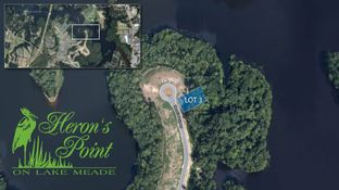 Heron's Pointe Lots - Bring Your Own Builder to The Reserve at Heron's Point: Suffolk, Virginia - Napolitano Homes