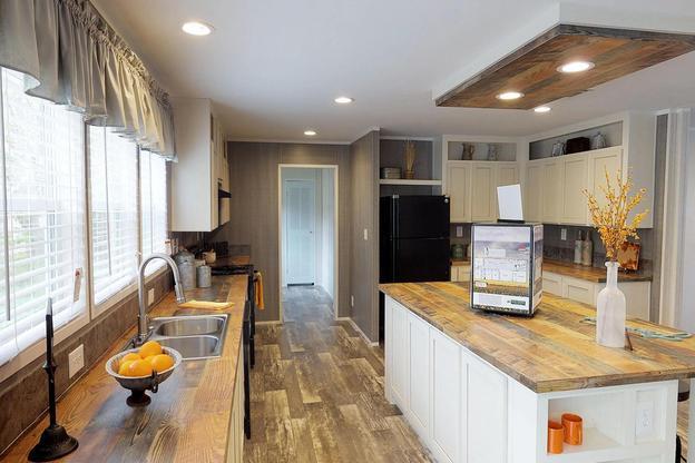 Farmhouse 3342 - Kitchen