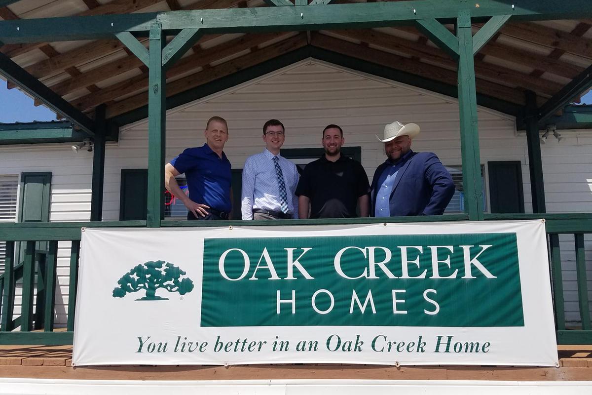 Manufactured Homes for Sale in Huntsville, TX - Oak Creek Homes