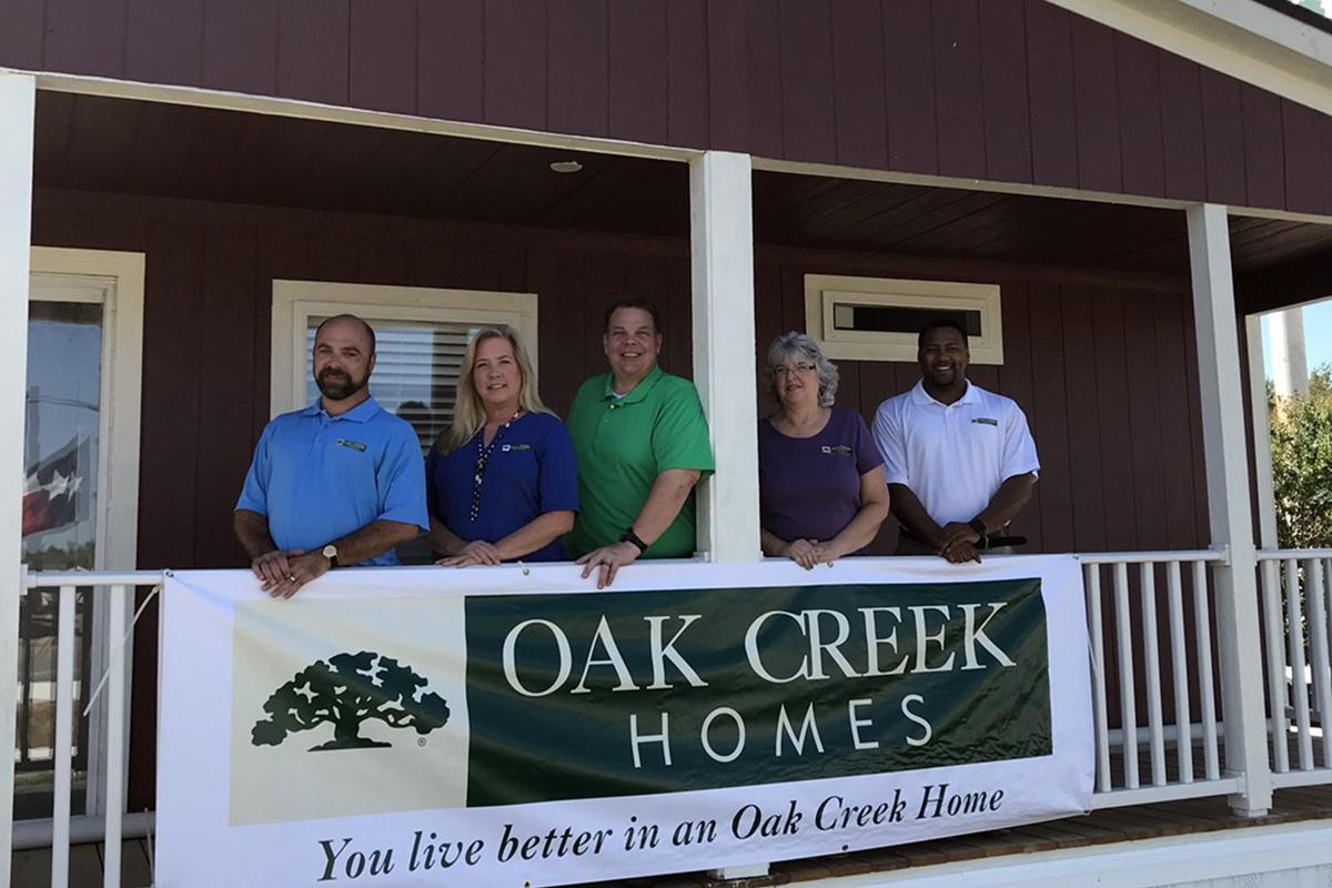Oak Creek Homes Bryan