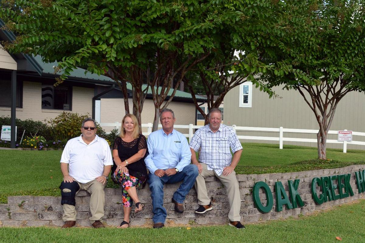 Oak Creek Homes Lufkin