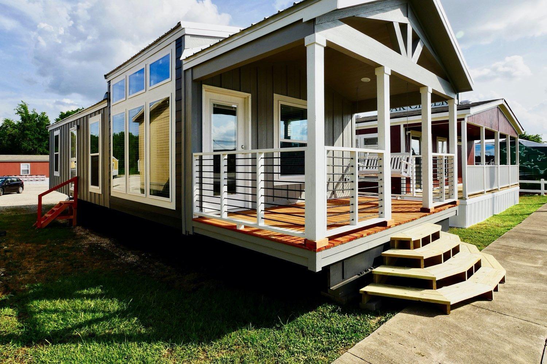 Oak Creek Homes Bryan Tx >> Smart Cottage Starling D40EP8 Model at