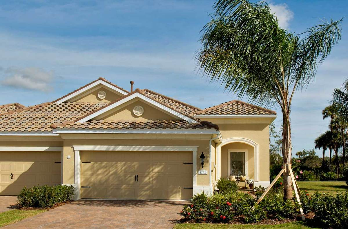 Tidewater home plan by neal communities in grand palm for Tidewater homes