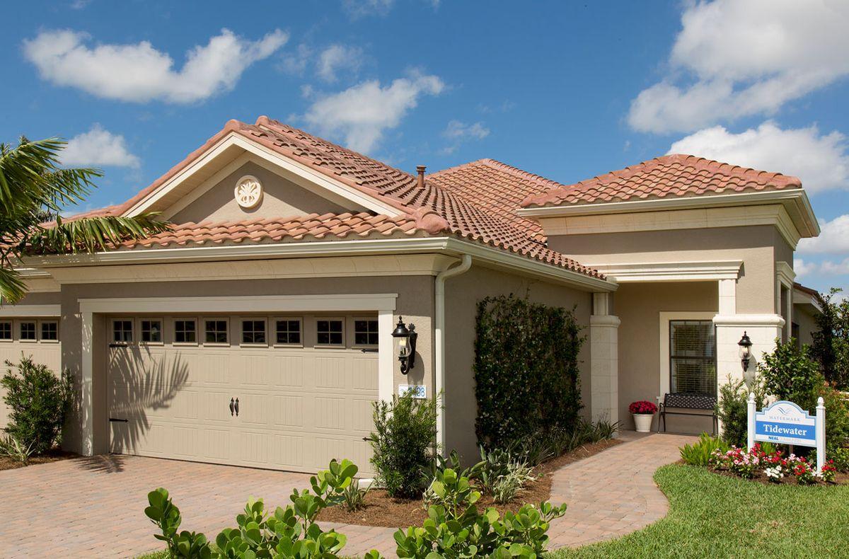 Tidewater Home Plan By Neal Communities In Watermark
