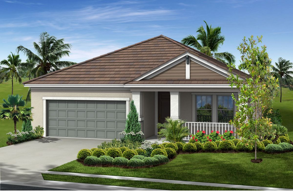 expression home plan by neal communities in waterset