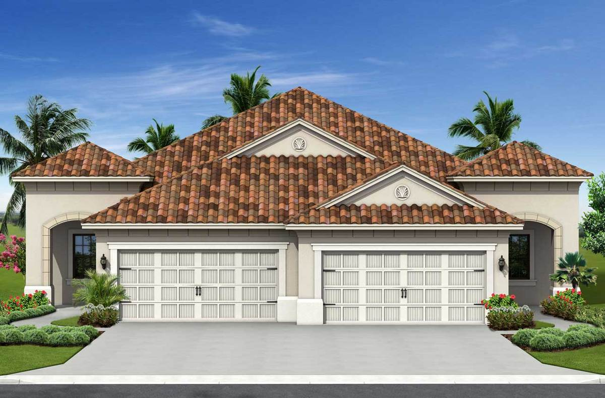 Tidewater b home plan by neal communities in milano for Tidewater style homes