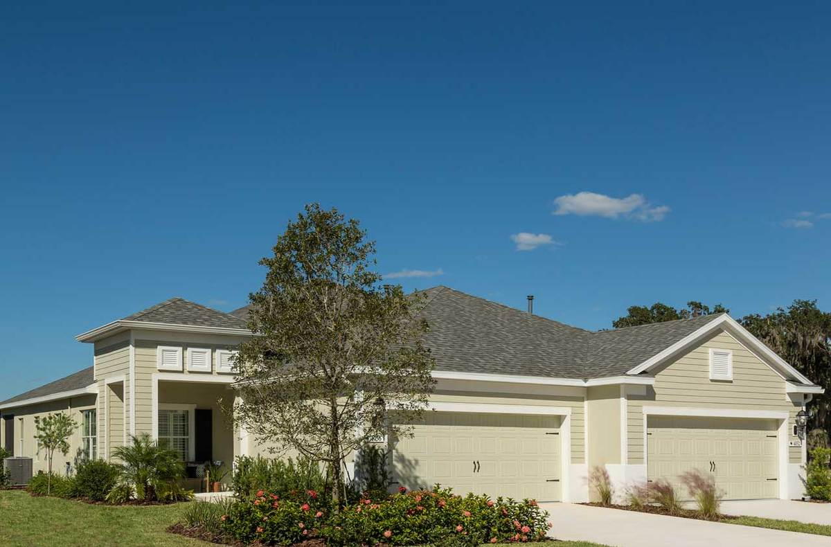 Tidewater b home plan by neal communities in silverleaf for Tidewater style homes