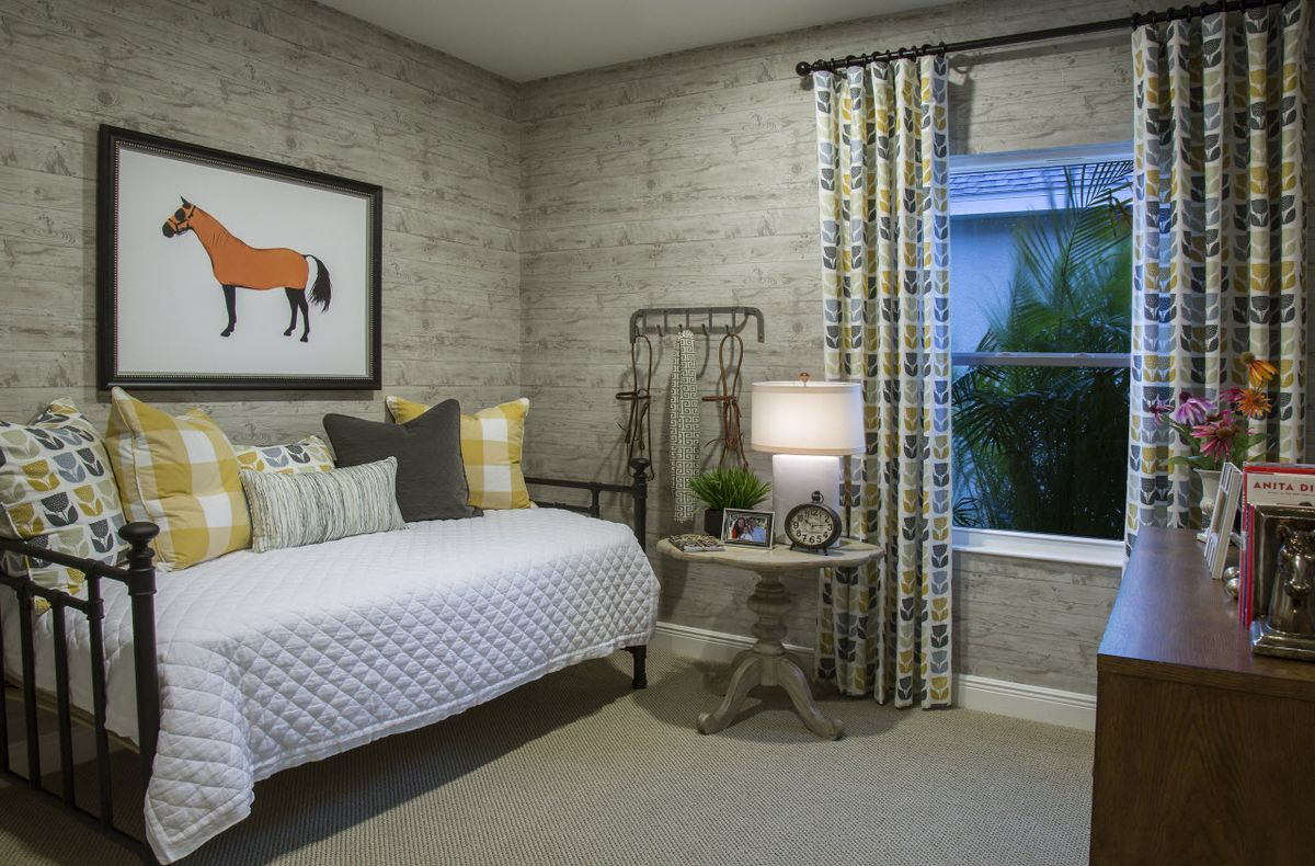 Fresh Spring Home Plan By Neal Communities In Milano