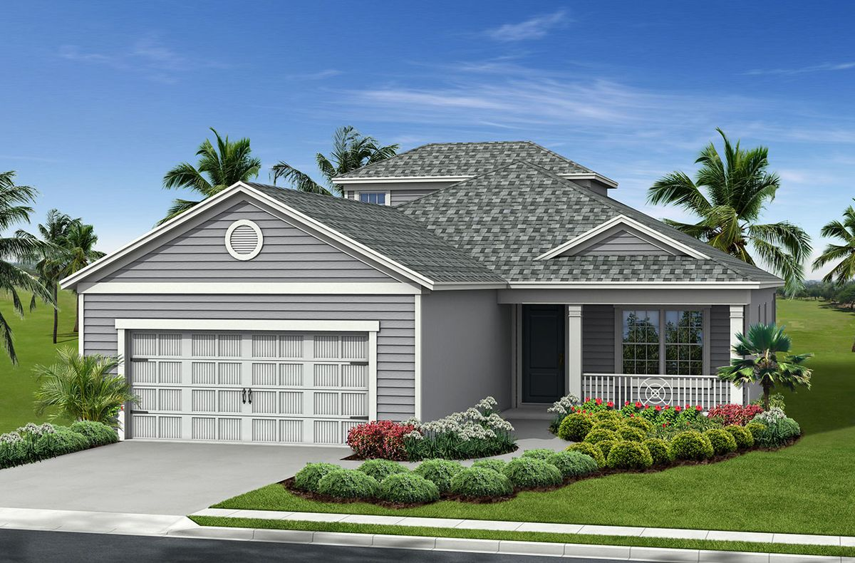 Sweetwater Ii Home Plan By Neal Communities In River 39 S Reach
