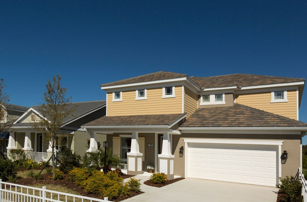 Windwood in north venice fl by neal communities for Windwood homes