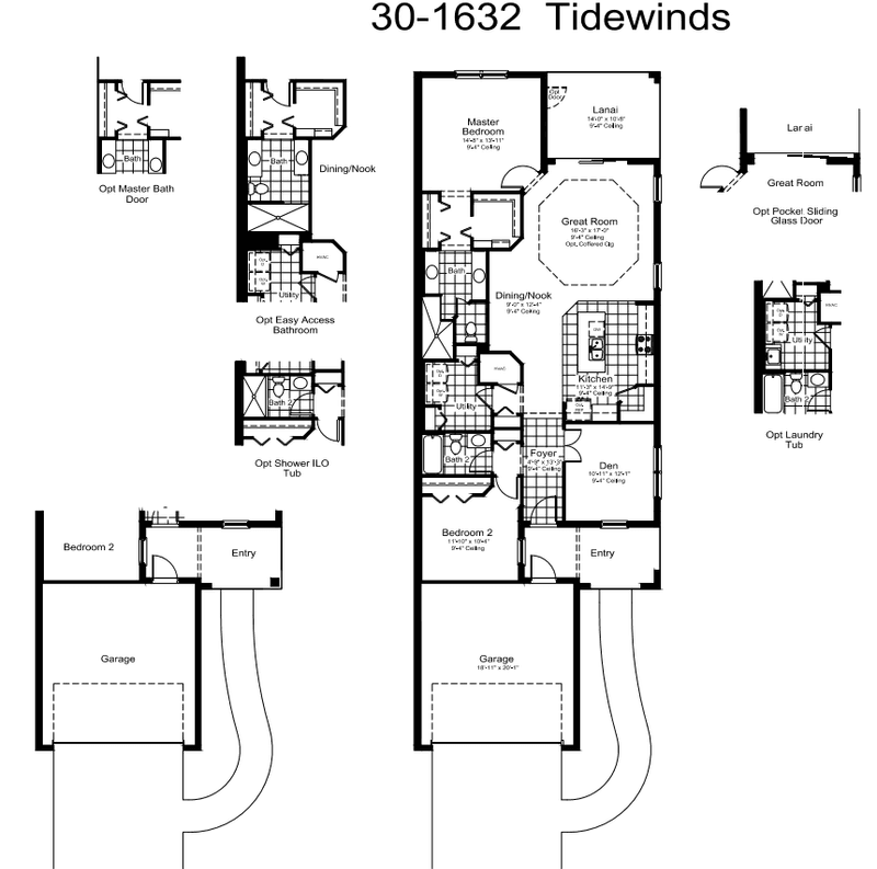 Tidewinds Floor Plan