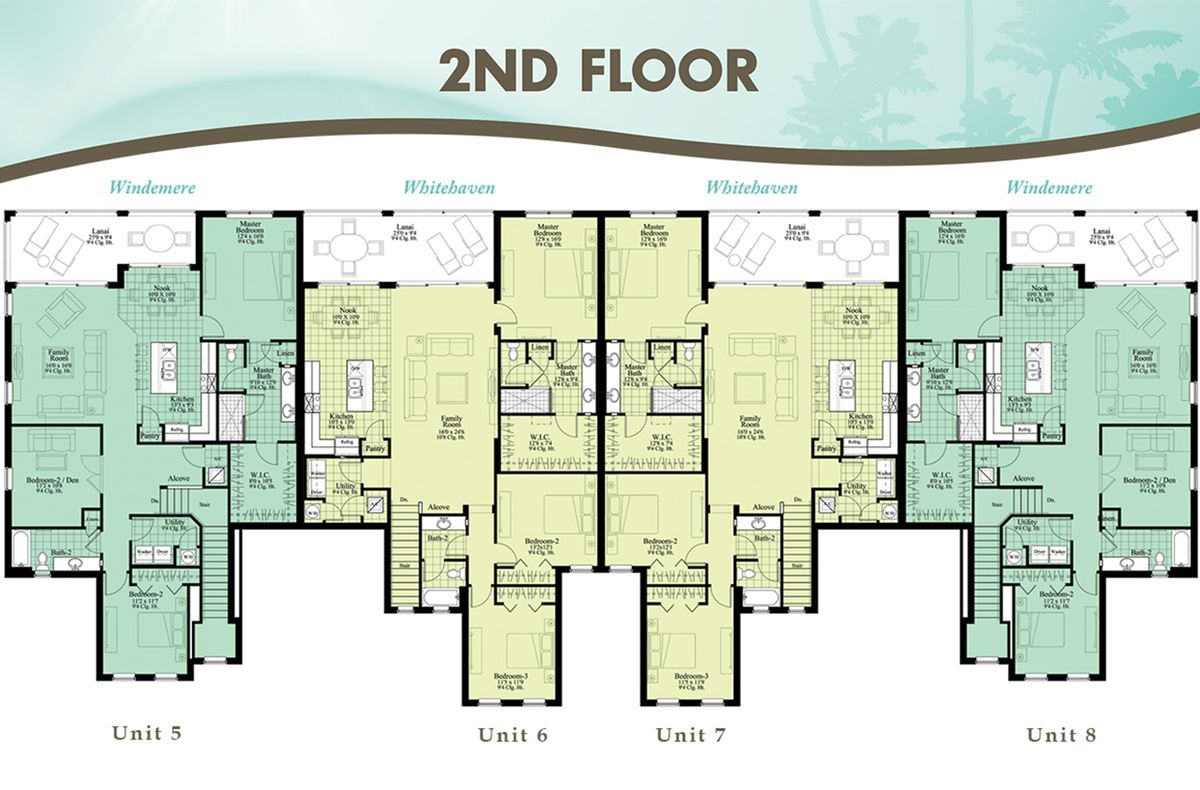 Windemere home plan by neal communities in avalon for Windemere homes floor plans