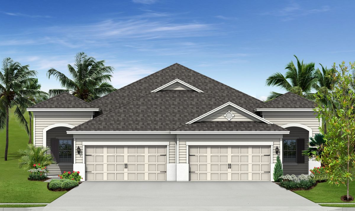 Tidewater B Home Plan By Neal Communities In Silverleaf