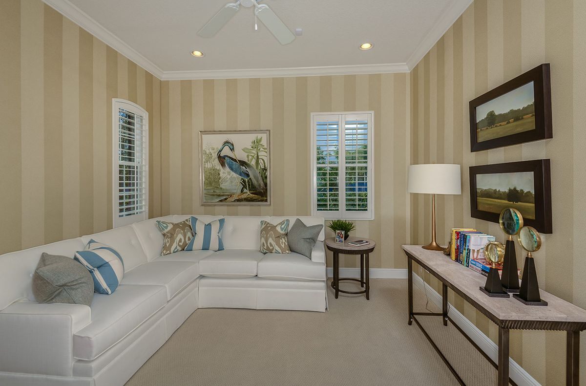 Sea Star Home Plan By Neal Communities In Indigo