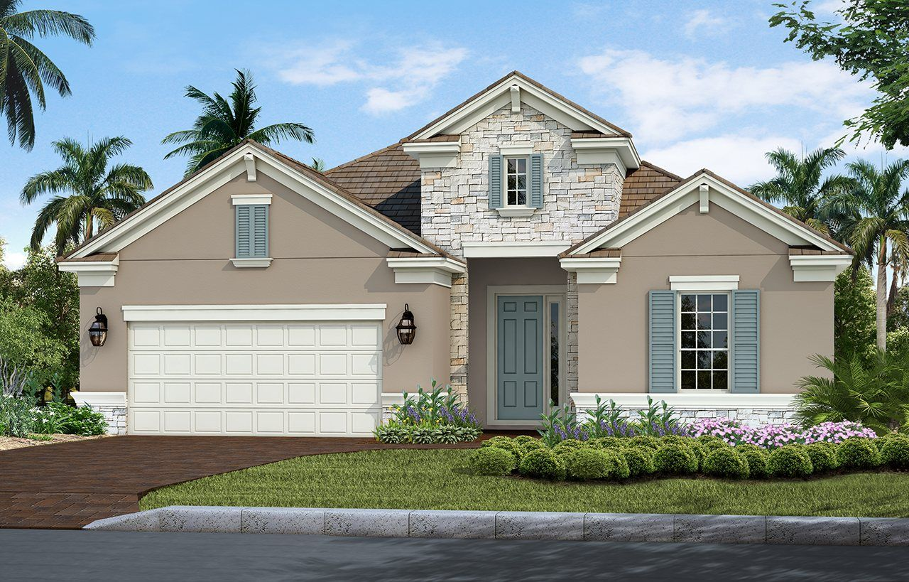 Exterior featured in the Endless Summer 3 By Neal Communities in Sarasota-Bradenton, FL