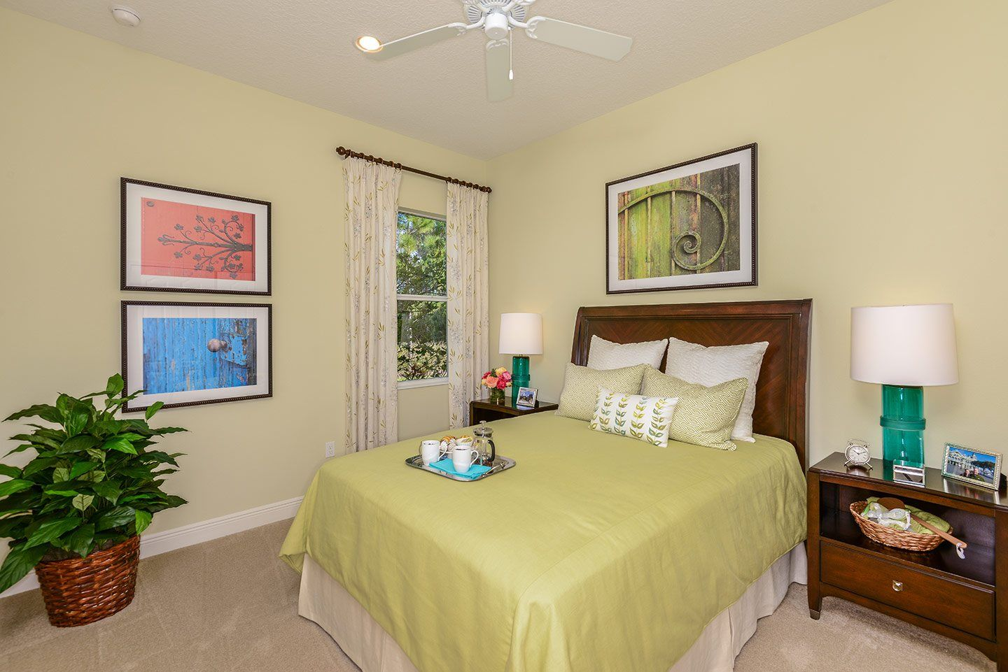 Bedroom featured in the Endless Summer 3 By Neal Communities in Sarasota-Bradenton, FL