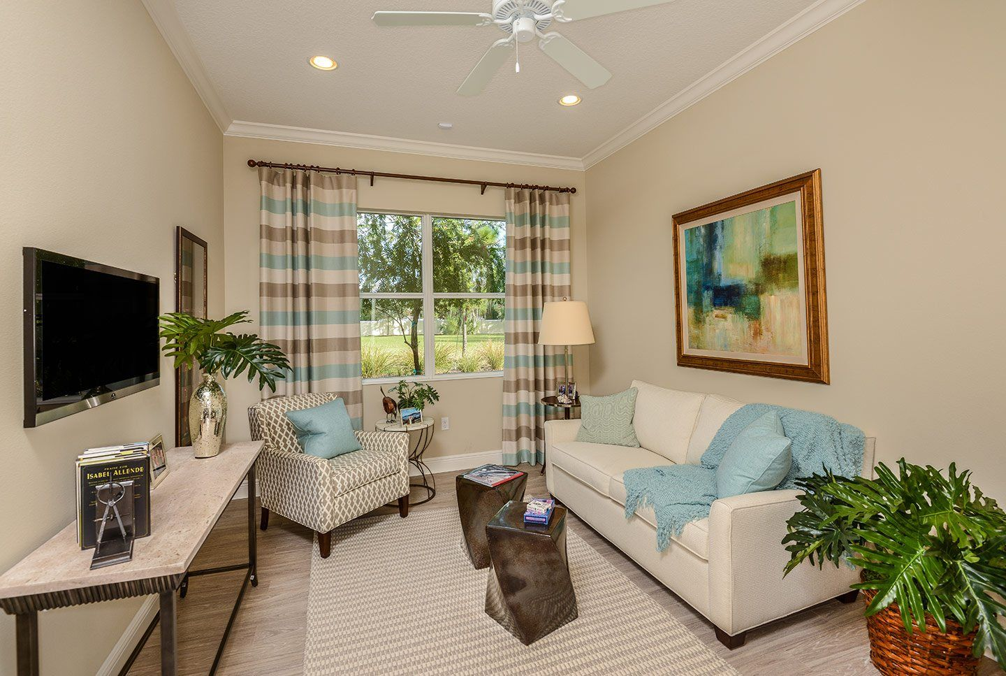 Living Area featured in the Endless Summer 3 By Neal Communities in Sarasota-Bradenton, FL