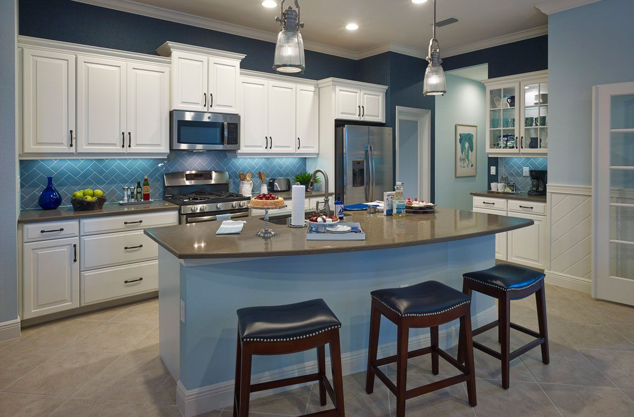 Kitchen featured in the Bright Meadow By Neal Communities in Sarasota-Bradenton, FL