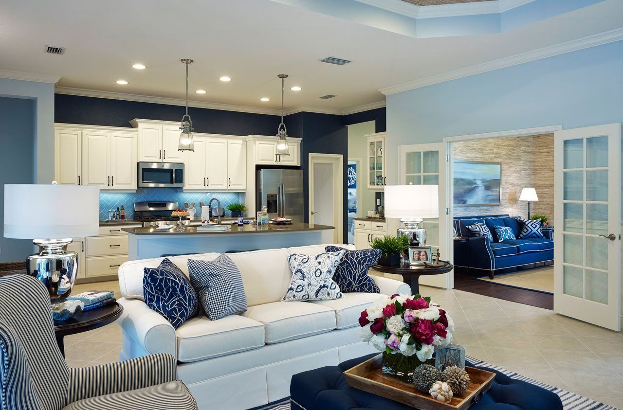 Living Area featured in the Bright Meadow By Neal Communities in Sarasota-Bradenton, FL