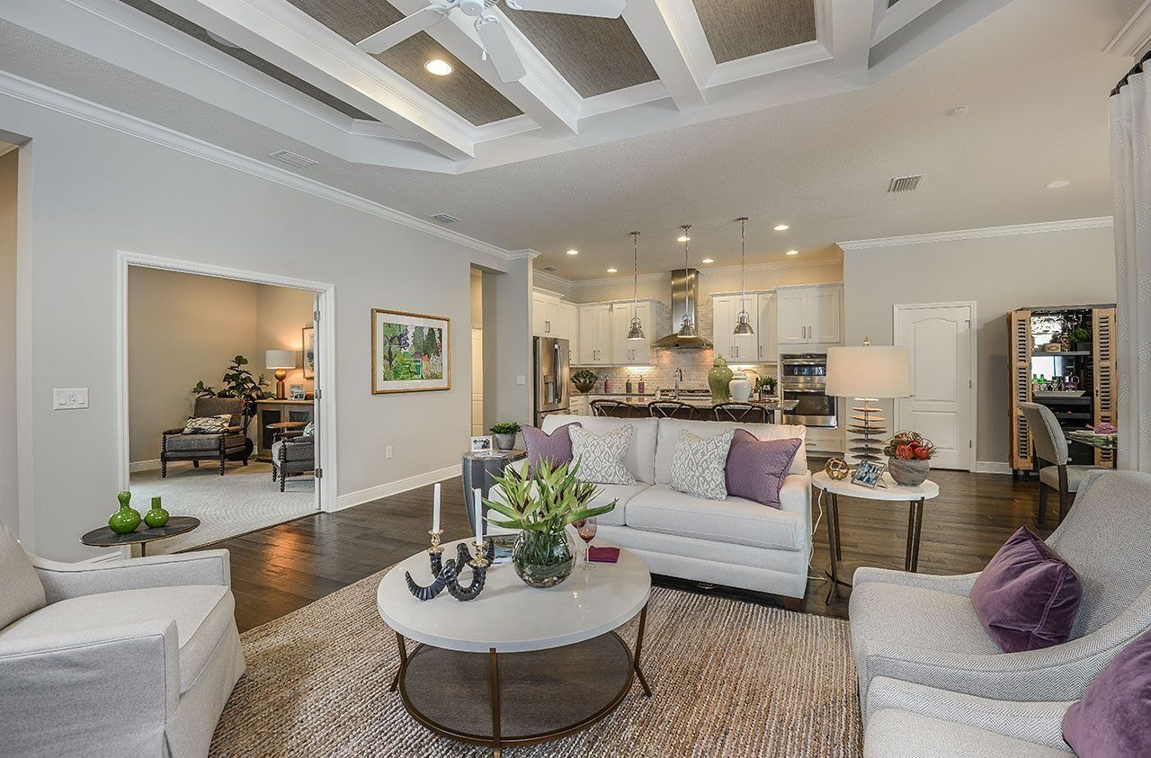 Living Area featured in the Captiva By Neal Communities in Sarasota-Bradenton, FL