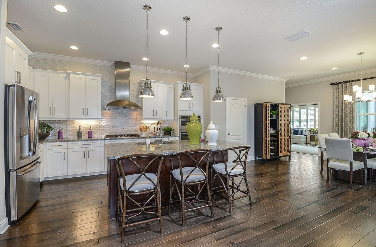 Kitchen featured in the Captiva By Neal Communities in Sarasota-Bradenton, FL