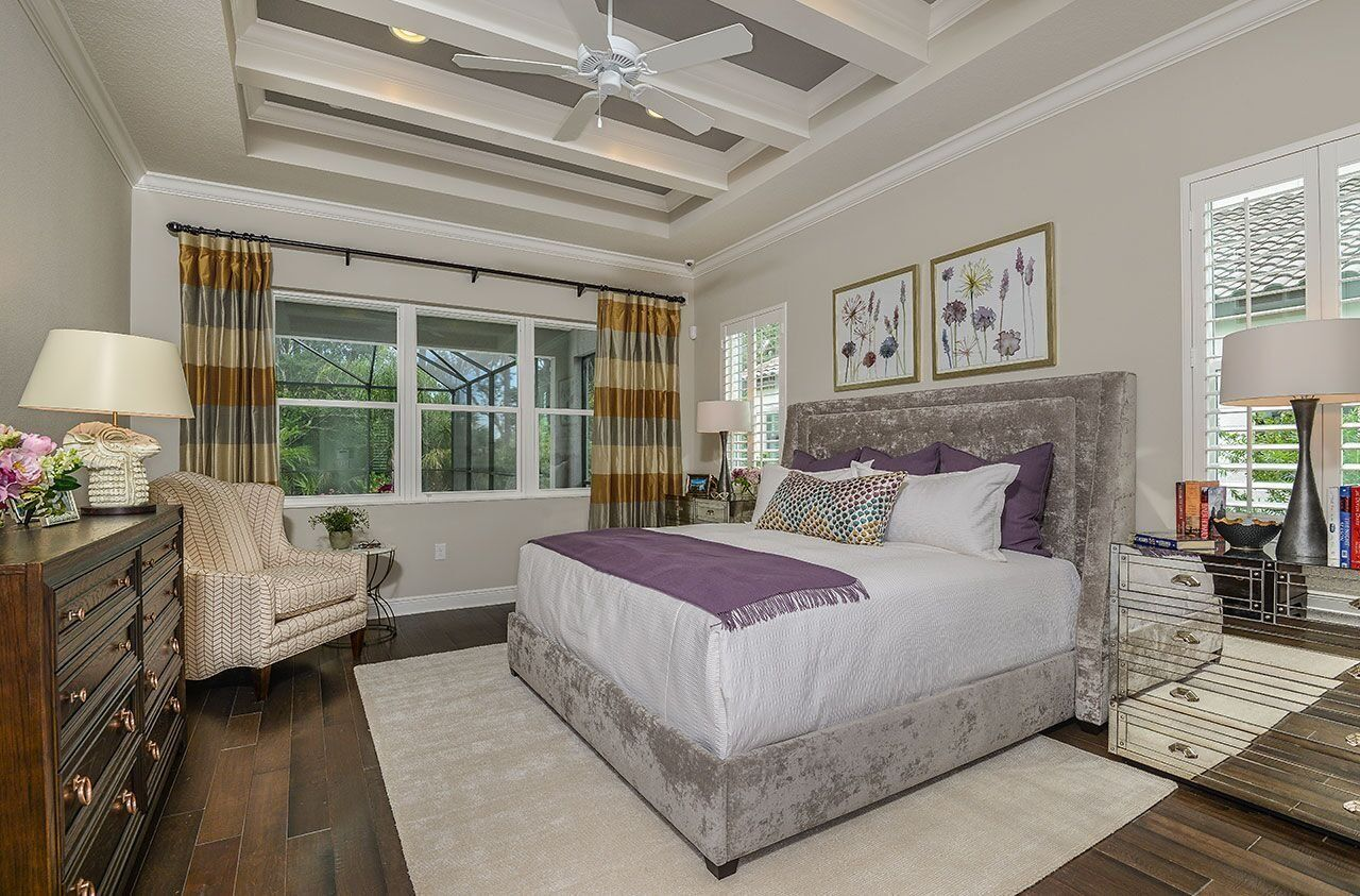 Bedroom featured in the Captiva By Neal Communities in Sarasota-Bradenton, FL