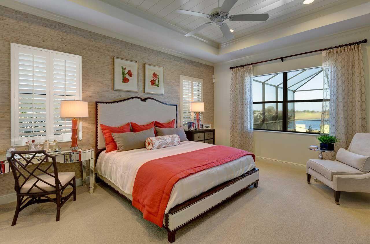 Bedroom featured in the Sanibel By Neal Communities in Sarasota-Bradenton, FL