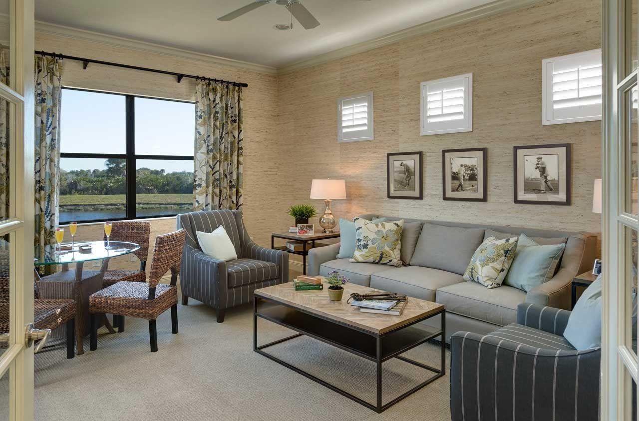 Living Area featured in the Sanibel By Neal Communities in Sarasota-Bradenton, FL