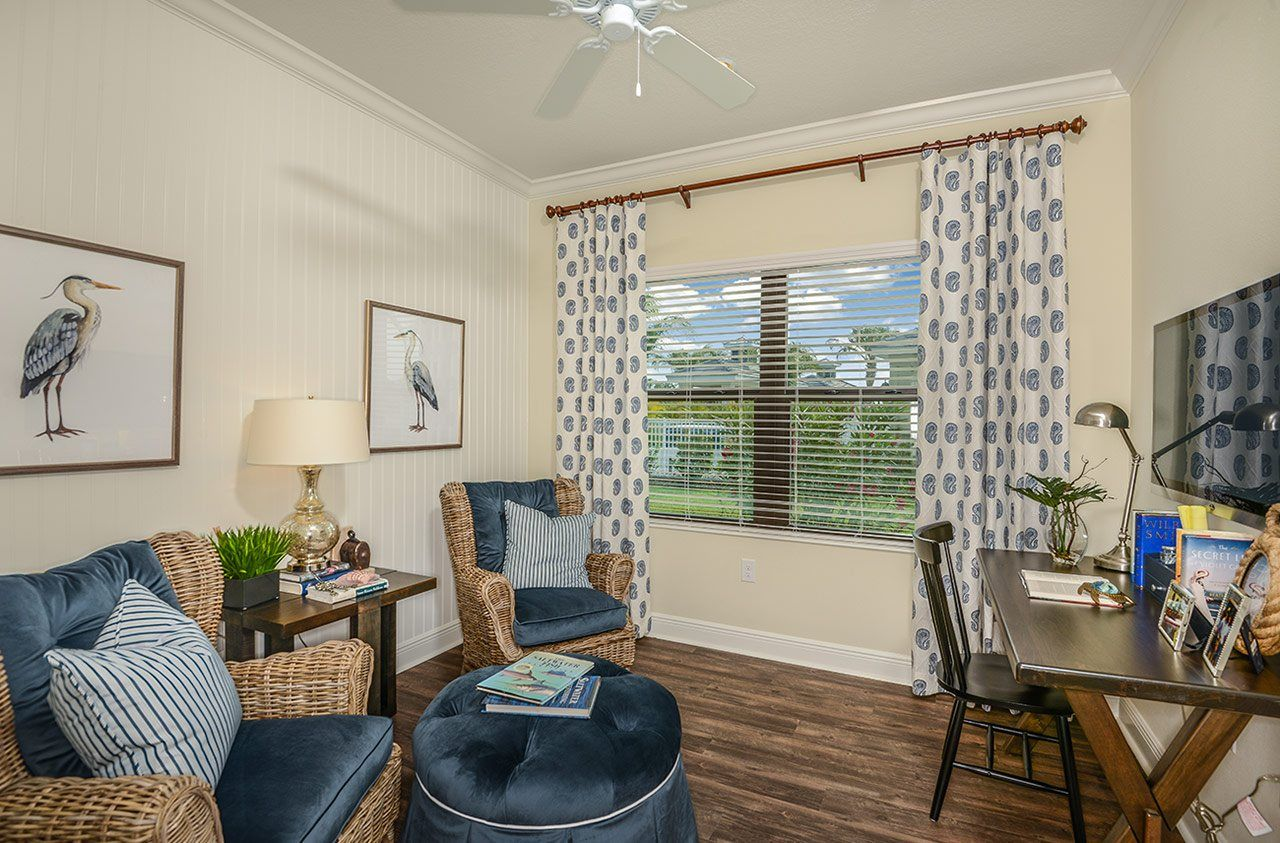 Living Area featured in the Sandcastle By Neal Communities in Sarasota-Bradenton, FL
