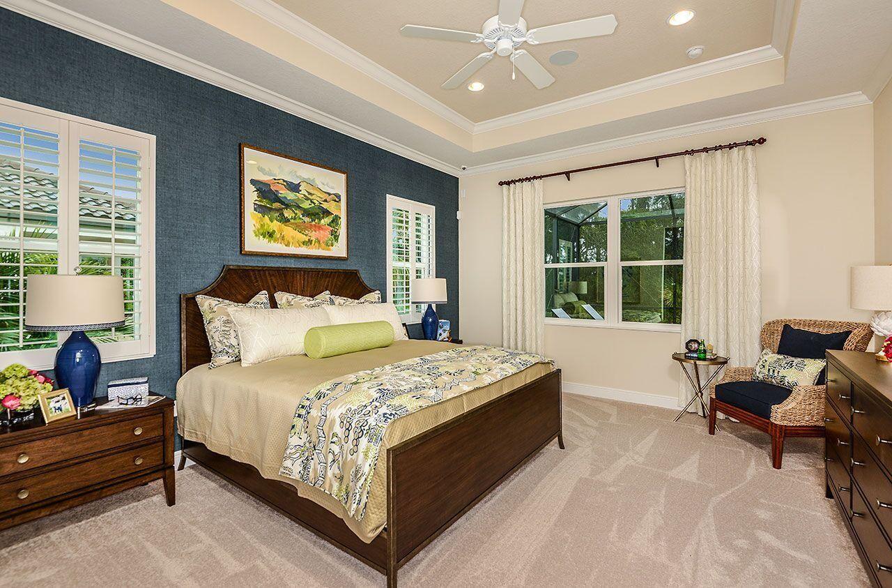 Bedroom featured in the Sea Star By Neal Communities in Sarasota-Bradenton, FL