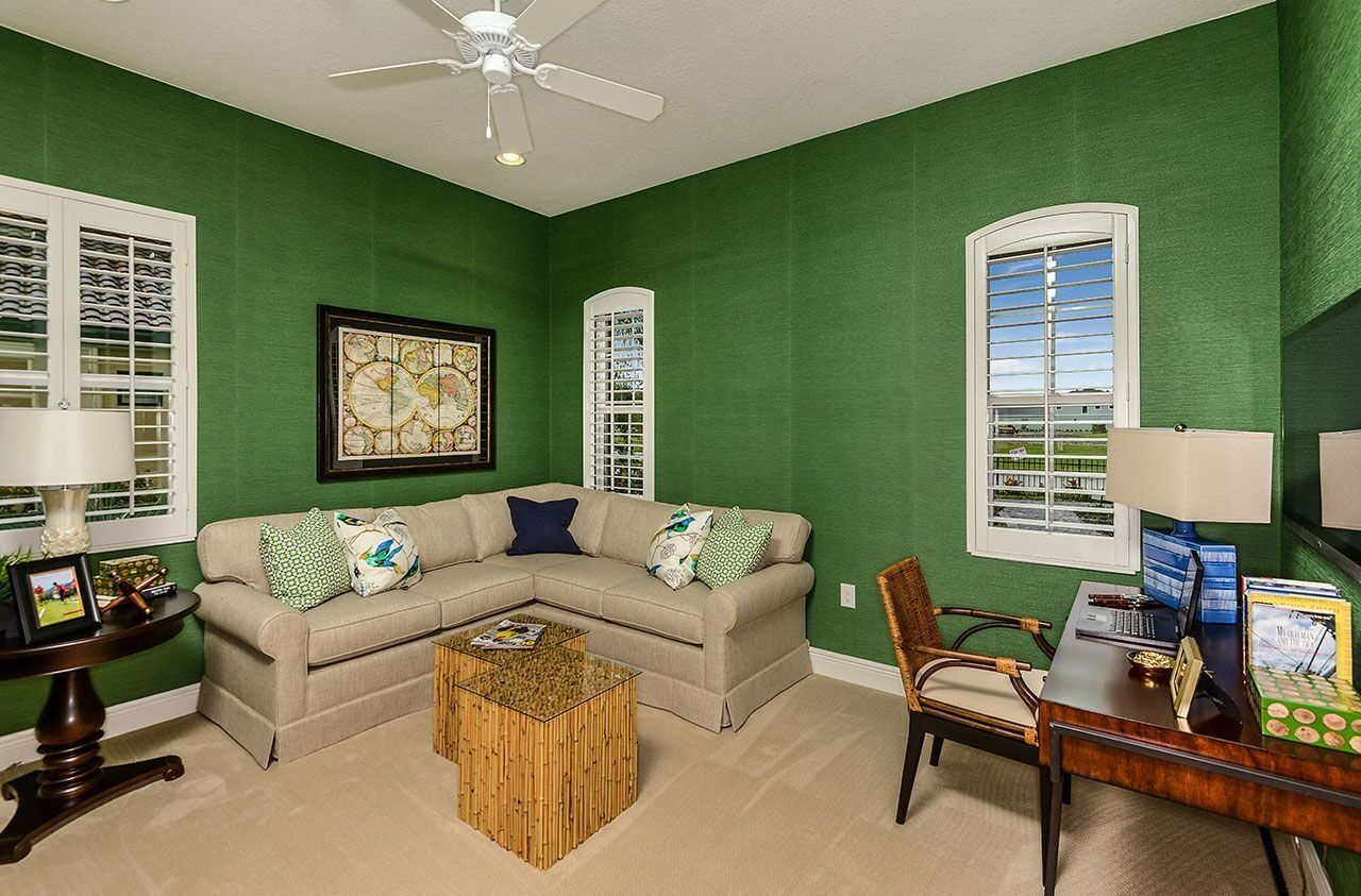 Living Area featured in the Sea Star By Neal Communities in Sarasota-Bradenton, FL