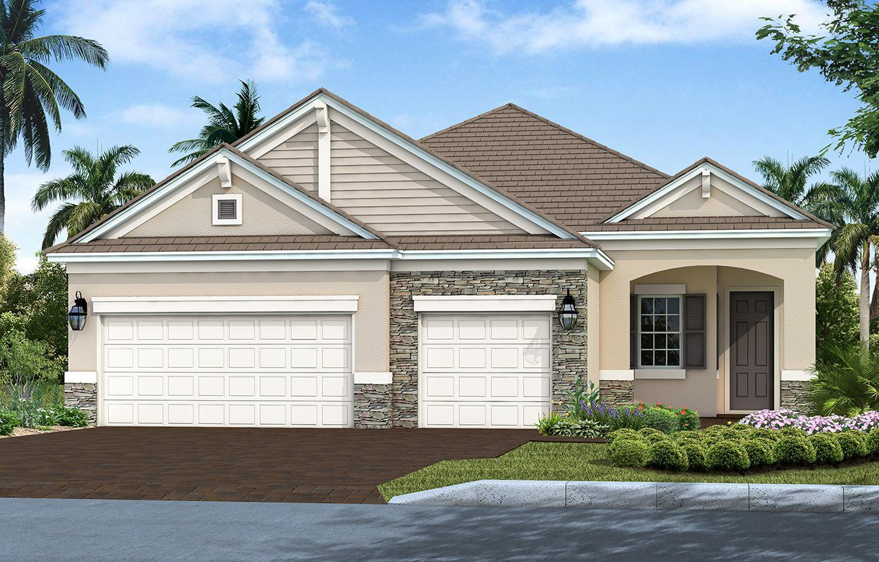 Exterior featured in the Sea Mist By Neal Communities in Sarasota-Bradenton, FL