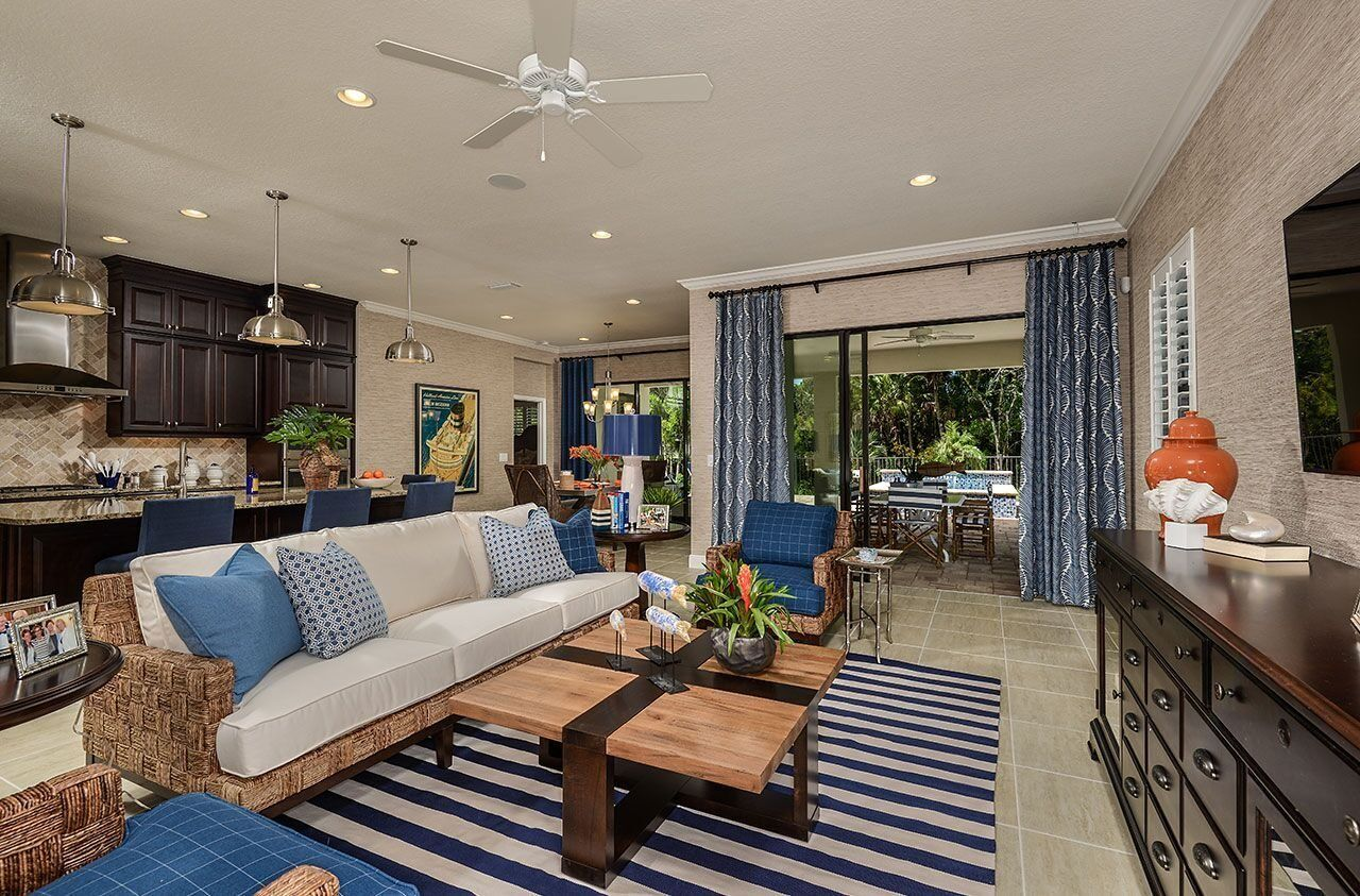Living Area featured in the Sea Mist By Neal Communities in Sarasota-Bradenton, FL