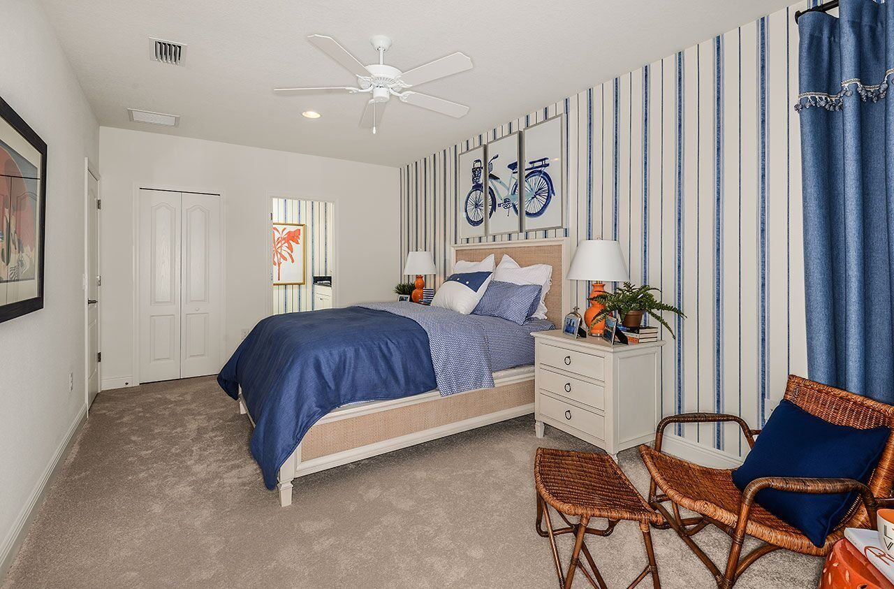 Bedroom featured in the Sea Mist By Neal Communities in Sarasota-Bradenton, FL