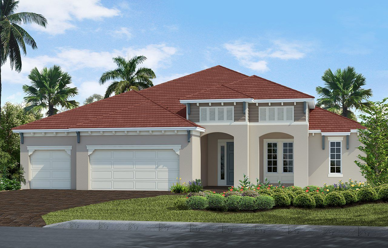 Exterior featured in the Kiawah By Neal Communities in Sarasota-Bradenton, FL