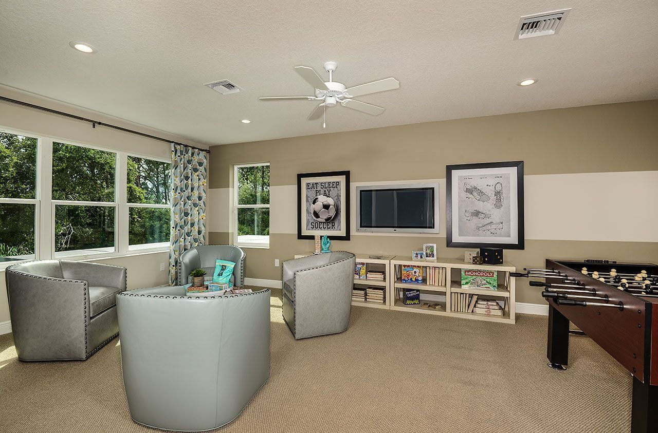Living Area featured in the Kiawah By Neal Communities in Sarasota-Bradenton, FL