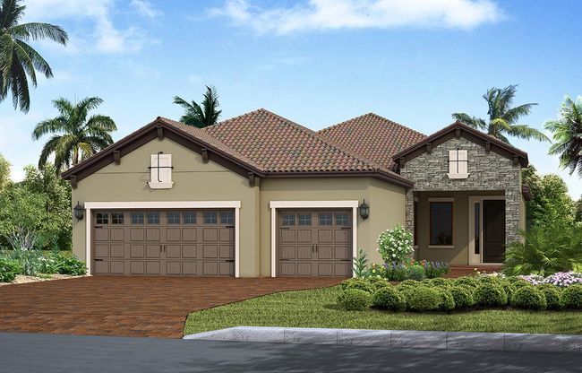 Bright Meadow Plan at Boca Royale Golf & Country Club in ...