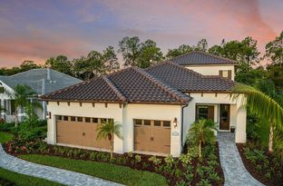 Sea Mist - Boca Royale Golf & Country Club: Englewood, Florida - Neal Communities