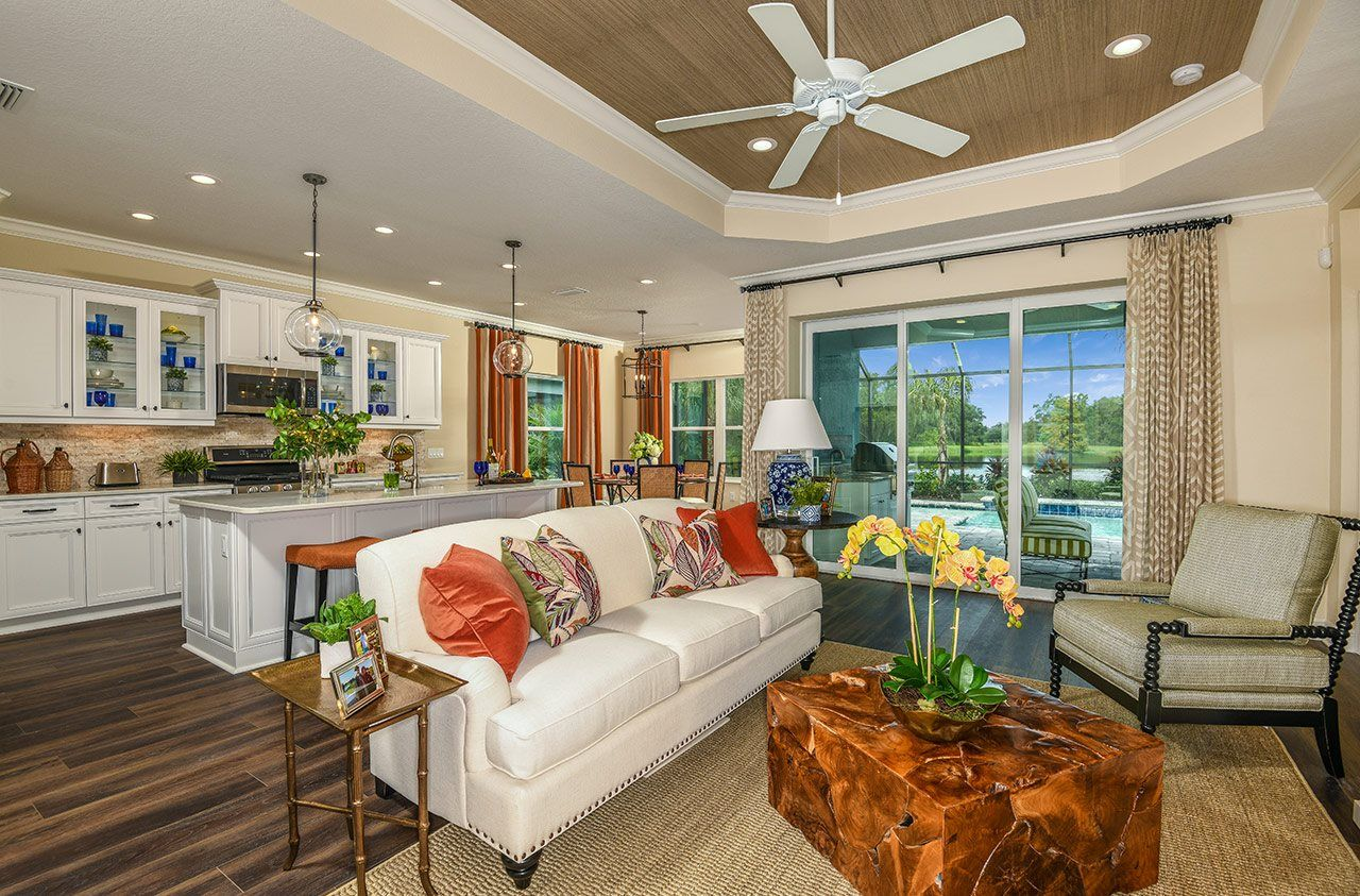 Living Area featured in the Applause By Neal Communities in Sarasota-Bradenton, FL