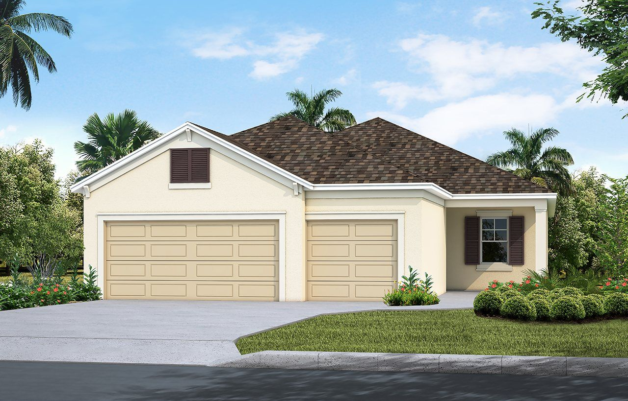 Exterior featured in the Meadow Brook By Neal Communities in Sarasota-Bradenton, FL