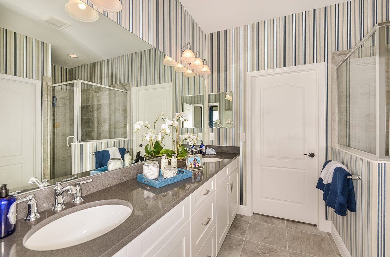 Bathroom featured in the Whitehaven By Neal Communities in Naples, FL