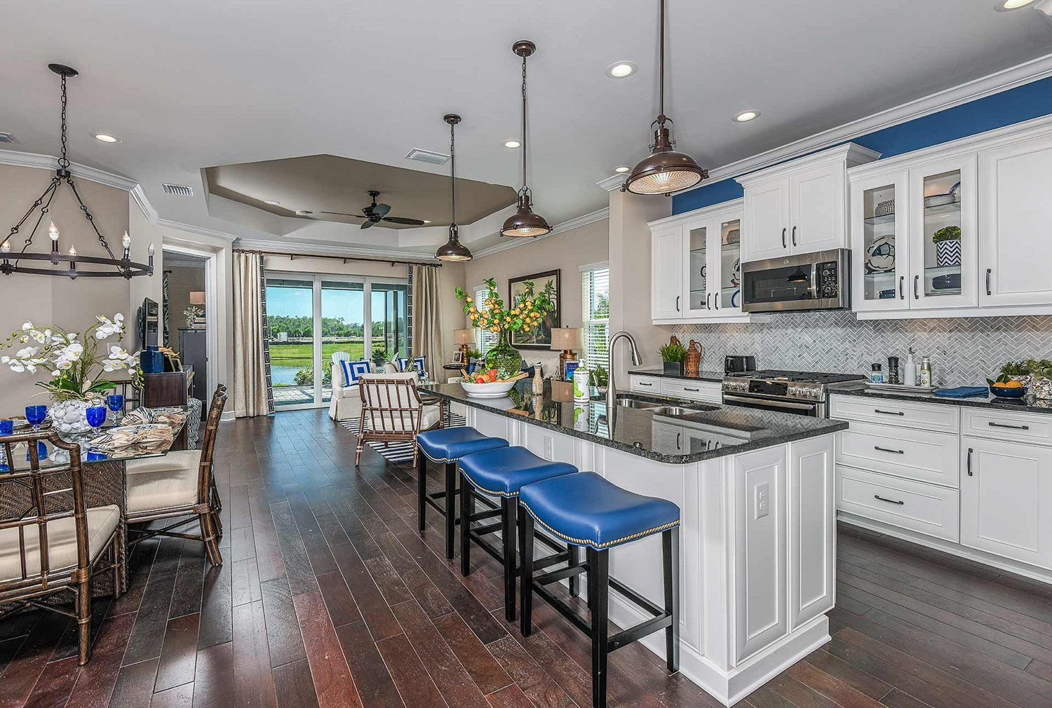 Living Area featured in the Tidewinds By Neal Communities in Naples, FL