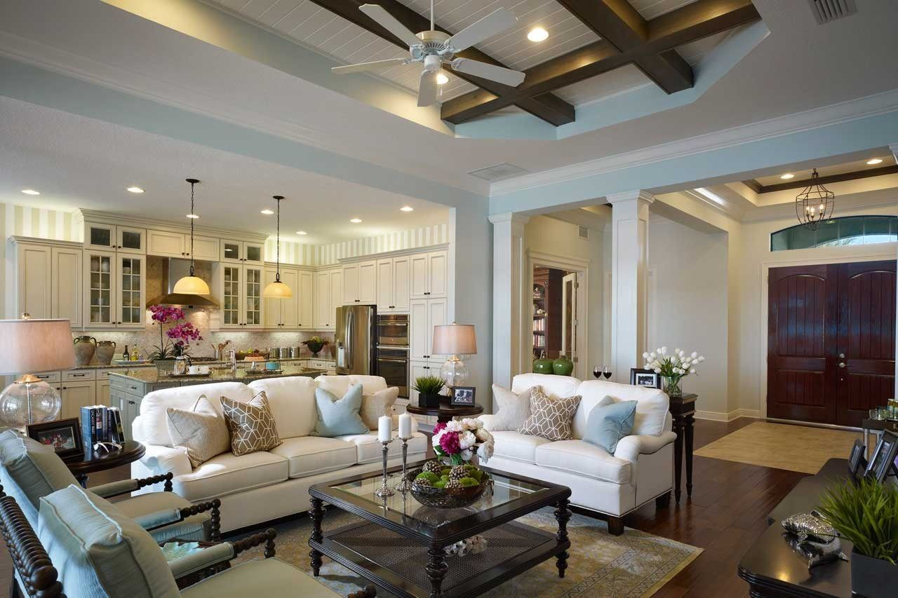 Living Area featured in the Palmavera 2 By Neal Signature Homes in Sarasota-Bradenton, FL