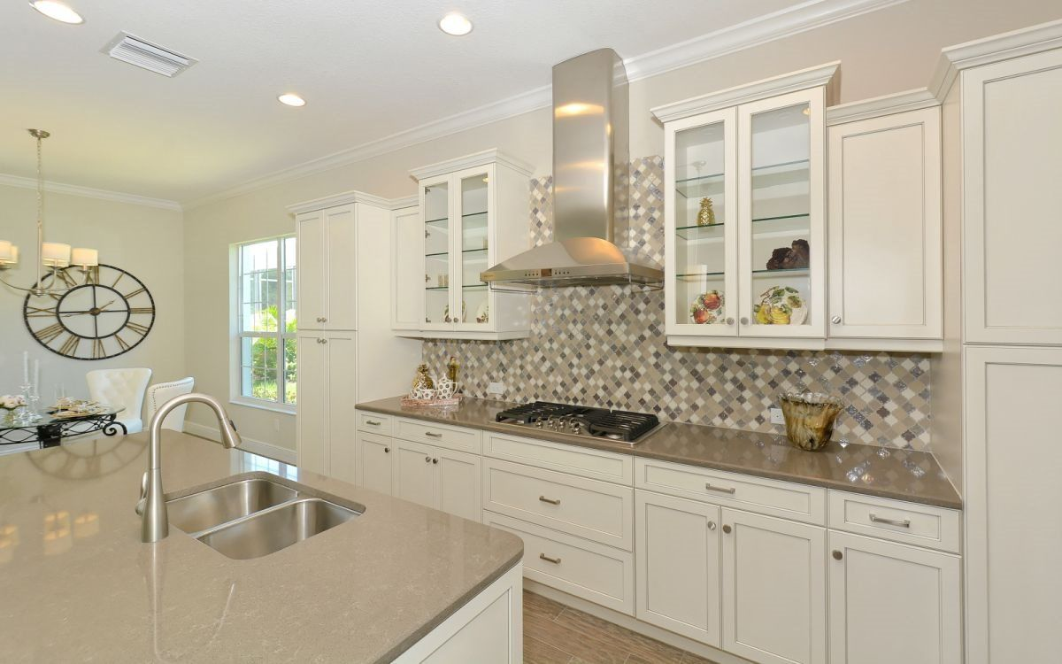 Kitchen featured in the Entrare By Neal Signature Homes in Sarasota-Bradenton, FL