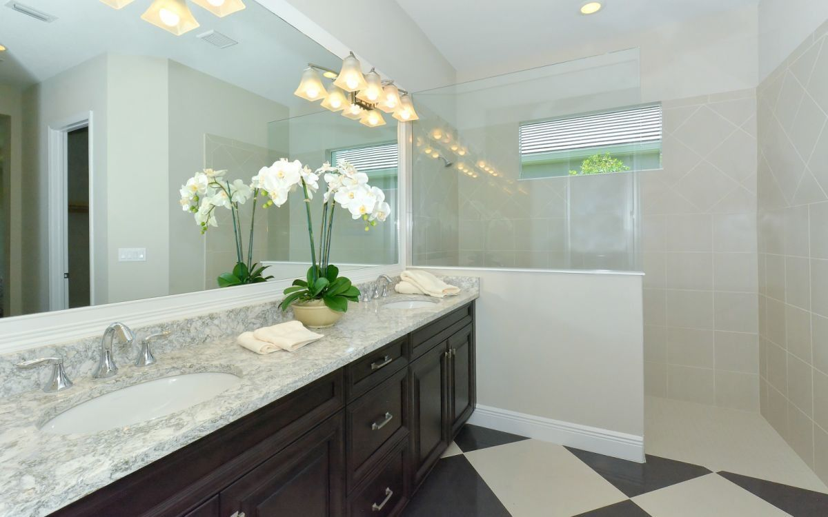 Bathroom featured in the Entrare By Neal Signature Homes in Sarasota-Bradenton, FL