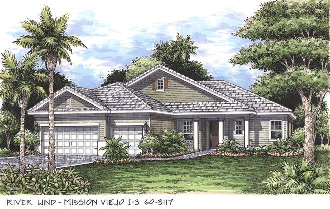 1076 River Wind Circle Mission Viejo Bradenton Florida