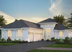 Entrare - Country Club East - The Highlands: Lakewood Ranch, Florida - Neal Signature Homes